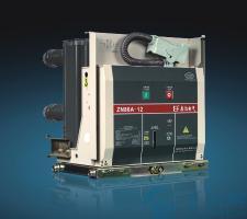 森达-VEB(ZN86A-12)中压真空断路器